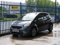 USED 2016 65 KIA VENGA 1.6 4 5d Auto Sat nav Pan roof 1/2 Leather Rear camera Finance arranged Part exchange available Open 7 days