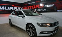 2016 VOLKSWAGEN PASSAT 2.0 SE TDI BLUEMOTION TECHNOLOGY 148 BHP PURE WHITE
