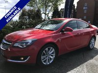 USED 2013 63 VAUXHALL INSIGNIA 1.8 SRI 5d 138 BHP Bluetooth