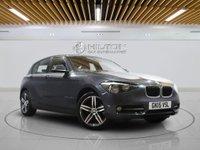 USED 2015 15 BMW 1 SERIES 2.0 116D SPORT 5d AUTO 114 BHP