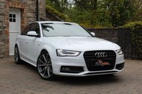 USED 2014 64 AUDI A4 2.0 TDI S LINE 4d 148 BHP SAT NAV,,CLIMATE CONTROL, PARKING AIDS, GREAT CONDITION!