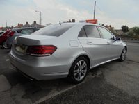 USED 2014 14 MERCEDES-BENZ E CLASS 2.1 E220 CDI SE 7G-Tronic Plus 4dr R.R.P OVER 10K