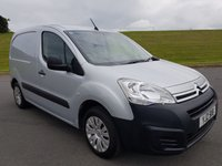 2016 CITROEN BERLINGO 1.6 625 ENTERPRISE L1 HDI 1d 74 BHP