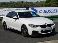 2015 BMW 3 SERIES 2.0 320D M SPORT 4d AUTO 188 BHP £16250.00