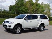 2015 MITSUBISHI L200 2.5 DI-D 4X4 BARBARIAN LB DCB 1d 175 BHP £SOLD