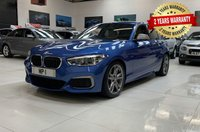 USED 2017 17 BMW 1 SERIES 3.0 M140I 5d 335 BHP SPORT HATCH 2 YEAR FREE WARRANTY INCLUDED!