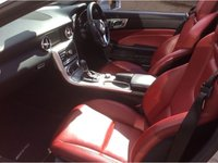 USED 2011 61 MERCEDES-BENZ SLK 1.8 SLK200 BLUEEFFICIENCY EDITION 125 2d AUTO 184 BHP