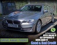 2013 BMW 5 SERIES 2.0 520D SE 4d 181 BHP £11495.00