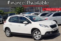 USED 2014 14 PEUGEOT 2008 1.2 ACTIVE 5d 82 BHP 1 KEEPER FROM NEW