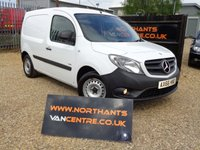 USED 2017 66 MERCEDES-BENZ CITAN 1.5 109 CDI BLUEEFFICIENCY 6d 90 BHP