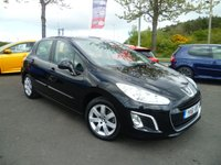 USED 2011 61 PEUGEOT 308 1.6 HDI ACTIVE 5d 92 BHP SERVICE HISTORY, AIR CON, ALLOYS, CRUISE CONTROL, ONLY £20 ROAD FUND AND GREAT MPG