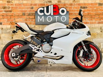 2014 DUCATI 899 PANIGALE ABS £9990.00