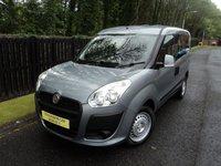 2012 FIAT DOBLO 1.4 ACTIVE 5d 95 BHP £4988.00