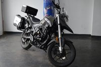 USED 2018 18 SINNIS TERRAIN 125cc 125-86 TERRAIN 11 BHP SUMMER READY WITH ADDITIONAL STORAGE BOX'S