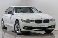 USED 2016 16 BMW 3 SERIES 2.0 320I SPORT 4d 181 BHP