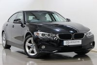 USED 2016 16 BMW 4 SERIES GRAN COUPE 2.0 420D SE GRAN COUPE 4d AUTO 188 BHP