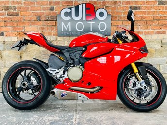 2015 DUCATI 1199 PANIGALE S ABS £14990.00