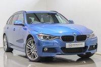 USED 2015 65 BMW 3 SERIES 2.0 320D XDRIVE M SPORT TOURING 5d AUTO 181 BHP