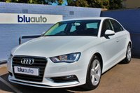 USED 2014 14 AUDI A3 1.8 TFSI SPORT SALOON 178 BHP Two Private Owners, Part-Audi Service History, Satellite Navigation, Bluetooth Connectivity with Audio Streaming, Rear Parking Sensors, DAB Radio, Dual Climate Control....
