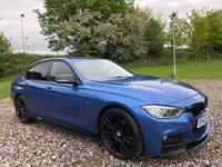 2013 BMW 3 SERIES 2.0 320D XDRIVE M SPORT 4d AUTO 181 BHP £14295.00