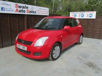USED 2007 57 SUZUKI SWIFT 1.3 GL 3d 91 BHP FINANCE AVAILABLE FROM £19 PER WEEK OVER TWO YEARS - SEE FINANCE LINK FOR DETAILS