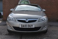 USED 2010 10 VAUXHALL ASTRA 1.6 ELITE 5d 113 BHP WE OFFER FINANCE ON THIS CAR