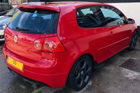USED 2005 55 VOLKSWAGEN GOLF GTI 2.0 3DR 200 BHP, FSH & 12 MONTHS MOT INCLUDED. NOW SOLD - SIMILAR VEHICLES WANTED