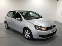 USED 2009 59 VOLKSWAGEN GOLF 1.4 S TSI 5d 121 BHP 1  OWNER FROM NEW