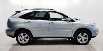 2003 LEXUS RX 3.0 300 SE 5d AUTO 202 BHP £2950.00