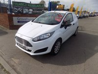 USED 2014 14 FORD FIESTA 1.5 BASE TDCI 3d 74 BHP