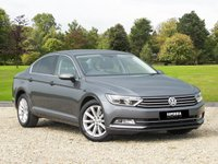 USED 2015 65 VOLKSWAGEN PASSAT 2.0 SE BUSINESS TDI BLUEMOTION TECHNOLOGY 4d 148 BHP