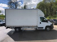 USED 2013 13 CITROEN RELAY 2.2 HDI 35 L3 LUTON VAN 130PS *NEW MOT* *SIX MONTHS AA WARRANTY*