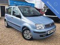 USED 2007 57 FIAT PANDA 1.2 DYNAMIC 5d AUTO 59 BHP Low Mileage - Automatic - Sunroof