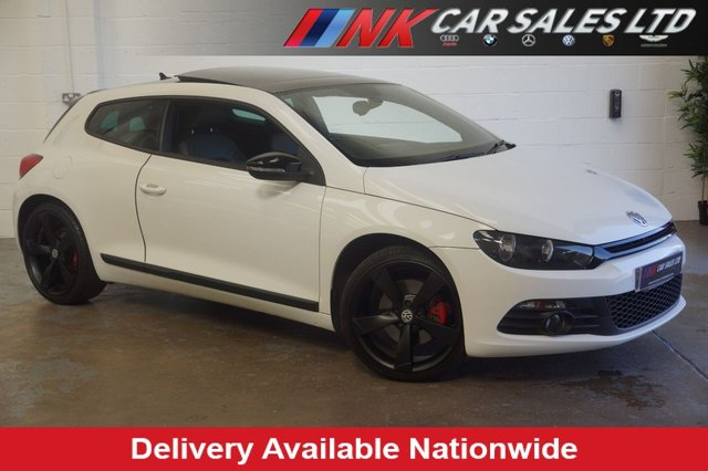 2009 09 VOLKSWAGEN SCIROCCO 2.0 GT DSG 3d AUTO 200 BHP SOLD TO JOSH FROM LEICESTER