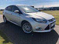 USED 2011 61 FORD FOCUS 1.6 ZETEC TDCI 5d 113 BHP Only £20 a Year Road Tax!