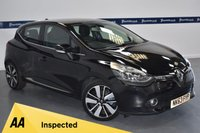 USED 2013 63 RENAULT CLIO 0.9 DYNAMIQUE S MEDIANAV ENERGY TCE S/S 5d 90 BHP (FULL RENAULT SERVICE HISTORY)