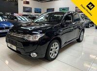 USED 2015 65 MITSUBISHI OUTLANDER 2.0 PHEV GX 3H 5d AUTO 162 BHP HYBRID 4WD
