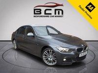 2015 BMW 3 SERIES 2.0 320D M SPORT 4d 181 BHP £SOLD