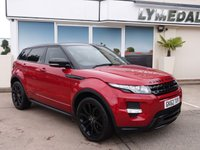 2012 LAND ROVER RANGE ROVER EVOQUE 2.2 SD4 DYNAMIC LUX 5d AUTO 190 BHP £19790.00