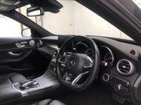 USED 2016 66 MERCEDES-BENZ C CLASS 2.1 C220 D AMG LINE PREMIUM PLUS 5d AUTO 170 BHP