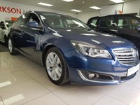 USED 2013 63 VAUXHALL INSIGNIA 2.0 ELITE NAV CDTI ECOFLEX S/S 5d+SAT NAV+HEATED LEATHER+NEW SHAPE