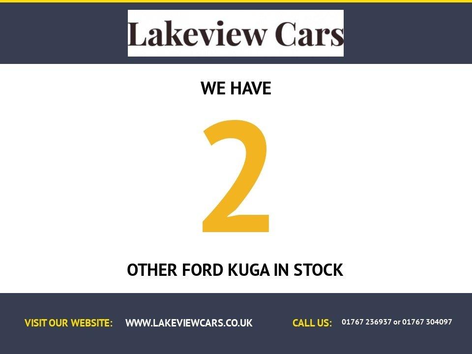 USED 2010 M FORD KUGA 2.0 TITANIUM TDCI 2WD 5d 134 BHP