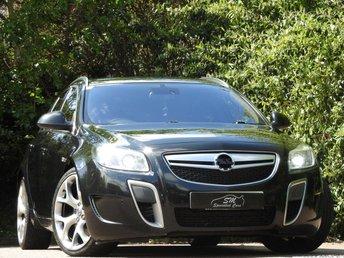 2011 VAUXHALL INSIGNIA 2.8 VXR TURBO 4X4 5d 320 BHP £8790.00