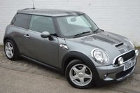 2008 MINI HATCH COOPER 1.6 COOPER S 3d 172 BHP £3871.00