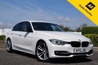 2012 BMW 3 SERIES 2.0 320D SPORT 4d AUTO 184 BHP £10478.00