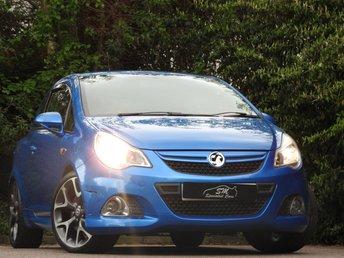 2011 VAUXHALL CORSA 1.6 VXR 3d 189 BHP £6290.00