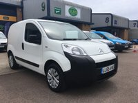 2015 CITROEN NEMO 1.2 590 ENTERPRISE HDI 1d 74 BHP £4000.00