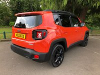 USED 2015 65 JEEP RENEGADE 1.4 LONGITUDE 5d 138 BHP GREAT SPEC