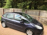 USED 2011 11 CITROEN C4 PICASSO 1.6 VTR PLUS HDI 5STR 5d 110 BHP ONE LADY OWNER WITH SERVICE HISTORY