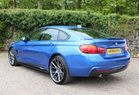 USED 2015 64 BMW 4 SERIES 2.0 420D XDRIVE M SPORT GRAN COUPE 4d AUTO 181 BHP